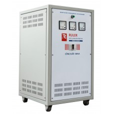 Ổn áp 1 pha 30KVA dải 150V-250V