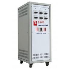 Ổn áp 3 pha 15KVA dải 160V-430V