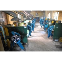 Giữ an toàn lao động khi sử dụng máy hàn