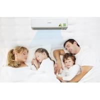 Tác dụng bất ngờ khi bật điều hòa và đắp chăn khi ngủ