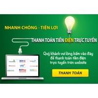 Cách thanh toán hóa đơn tiền điện online