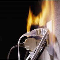 Cháy một loạt thiết bị điện vì mua nhầm máy ổn áp giả